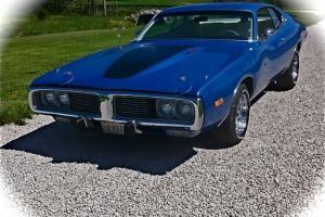 1974 Dodge Charger B5 BLUE Bad Boy 512 STROKER