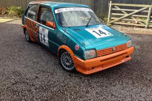 Mg Metro Race Car