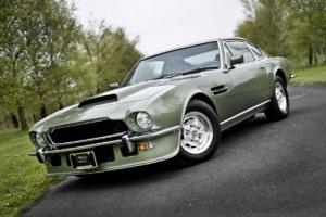 Aston Martin V8 Coupe 1978  Photo