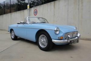 1964 MGB Roadster - Rare Early Pull Handle Model - Excellent Example