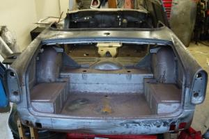 Triumph TR4a IRS 1967 ex Arizona restoration project surrey top tr4 Tr4 tr4a