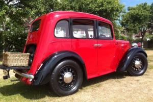 1938 Austin Big Seven 7 Classic Vintage Car Fully Restored 12 Months MOT