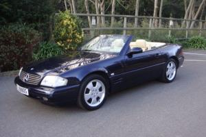 MERCEDES SL320, Only 50,000 miles, 2 owners, FMSH.