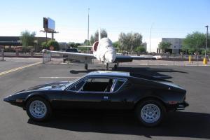 1973 DeTomaso Pantera Base 5.8L