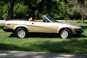 1981 Triumph TR8 Low Miles 1044