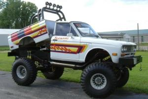 1971 Datsun Pick-Up Monster Truck One-Of-A-Kind! V8 Four Wheel Steer Hydraulics Photo