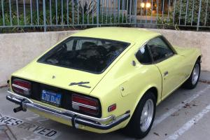 Datsun 1971 240z ORIGINAL OWNER