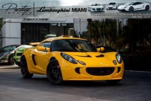 2007 Lotus S