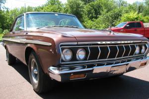1964 Plymouth Fury 426ci Street Wedge - 38K ORIG MILES-SURVIVOR - 1 OWNER!