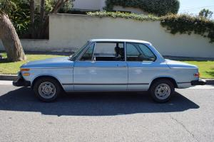 1974 2002 Tii - 95K MILES - BEHR A/C - ORIGINAL SOUTHERN CALIFORNIA OWNER!