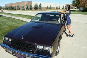1987 Buick T Type 54K Original Miles Stock Nice !!!
