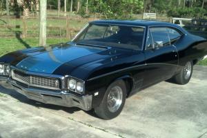 1968 BUICK SKYLARK, GRAND SPORT HOOD, 350-4 ENGINE, GARAGE KEPT