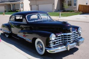 1946 Cadillac Series 62 fastback 2 door coupe *****NO RESERVE*****