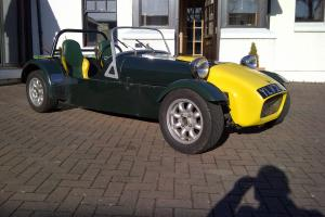1971 Lotus 7 Recreation ( Westfield / Caterham ) 1300 x/flow Classic Nostalgia