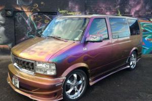 Chevrolet Assassin Astro Van American Classic Car