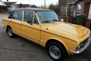 TRIUMPH DOLOMITE SPRINT, 1980, 2.0 16v,  Photo