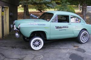 1951 Henry J nhra 60s orig gasser drag car