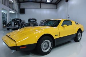 1975 BRICKLIN SV-1 GULLWING COUPE, 1 OF ONLY 2,906 EVER PRODUCED CALIFORNIA CAR