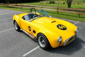 2009 SHELBY COBRA - 454 CHEVY ENGINE/ONLY 579 MILES