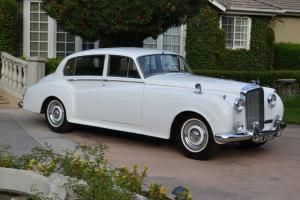 1960 Bentley S2, LWB with Division, 67k Miles, RHD, Last Owner 31 Years, Rare!