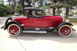 1924 Packard Model 226 Single Six Runabout Sport Roadster