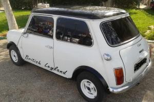 Mini Cooper British Leyland 1000