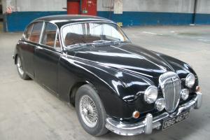 1966 DAIMLER V8 250 BLACK