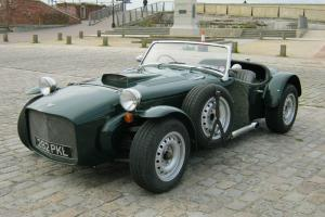 1961 Alvis TD 2 seat sports car  Photo