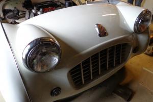 1956 Triumph TR3 factory hardtop