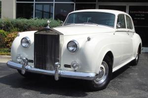 1961 Rolls Royce Silver Cloud II Saloon SWB Restored