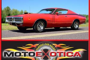 1971 DODGE CHARGER R/T, INCREDIBLY CLEAN, NUMBERS MATCHING, 440 6-PACK