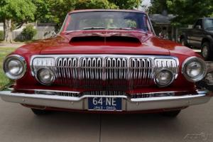 1963 DODGE MAX WEGEPOWER HOUSE CARS IS VERY PROUD TO OFFER THIS SPECTACULAR 1963