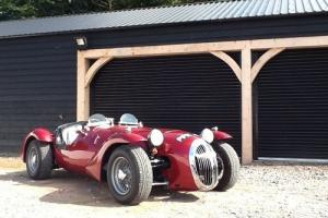Jaguar special 4.2 liter Roadster rebuilt 500 miles - an emotional experience.