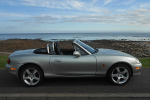 2003 MAZDA MX-5 1800cc NEVADA