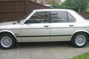 1986 520i 5 speed manual