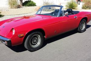 1974 Jensen Healey Convertible 2.0L