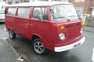 VW Tintop Camper 2Li for sale
