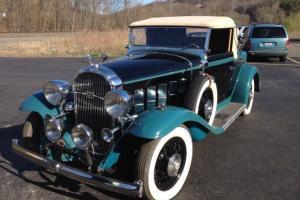 1932 Buick 66C