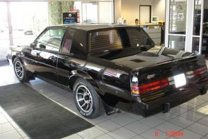 1985 Buick Grand National T-Top