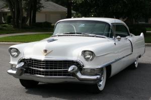 ORIGINAL RUST FREE WYOMING SURVIVOR - 1955 Cadillac Coupe de Ville - 62K ORIG MI