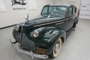 """""""RARE""""!! 1939 Buick Special """"Series 40"""" 4 Dr.*198  Made w/ Sunshine """"Turret Top"""""""