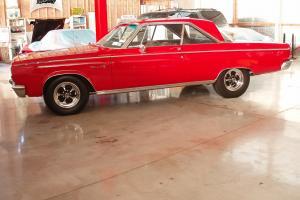 1965 DODGE CORONET 500 383 4 SPEED LIKE SUPERBEE OR ROADRUNNER 906 HEADS HURST