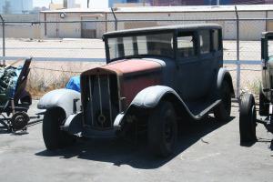 1929 Franklin 135 Sedan 4door Photo