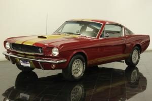1966 Ford Shelby Mustang Fastback GT350H Clone 289ci K Code V8 Automatic AC