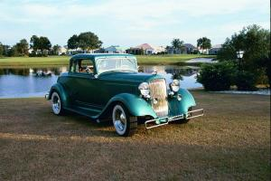 1933 Plymouth PD 5 Window Coupe - Street Rod - Sweet !!!!