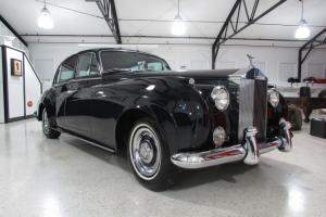 Rolls Royce Silver Cloud II LWB