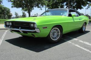 1970 Dodge Challenger 440 R/T clone