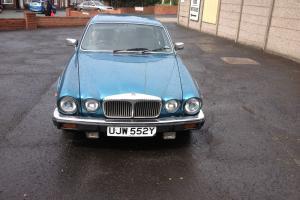 1982 DAIMLER DB6 V-PLAS HE AUTO BLUE