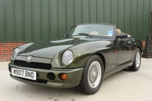 MGRV8 , WOODCOTE GREEN ,LEATHER INTERIOR, 32k miles