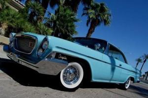 1962 CHRYSLER NEWPORT 2 DOOR HARDTOP 361 WITH DUAL 4 BARREL CARBS NO RESERVE!
